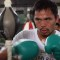 pacquiao trains