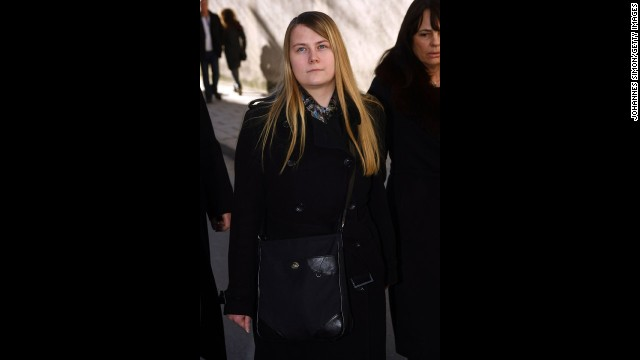 Natascha Kampusch pictured in 2011, just before her 23rd birthday.