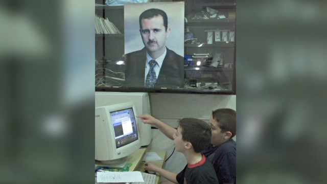Syria's battle of the textbooks