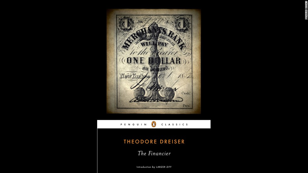"Theodore Dreiser's 1912 novel, ""The Financier,"" has some movie-friendly details -- it's even based on a scandalous true story -- but Hollywood has never tackled it."