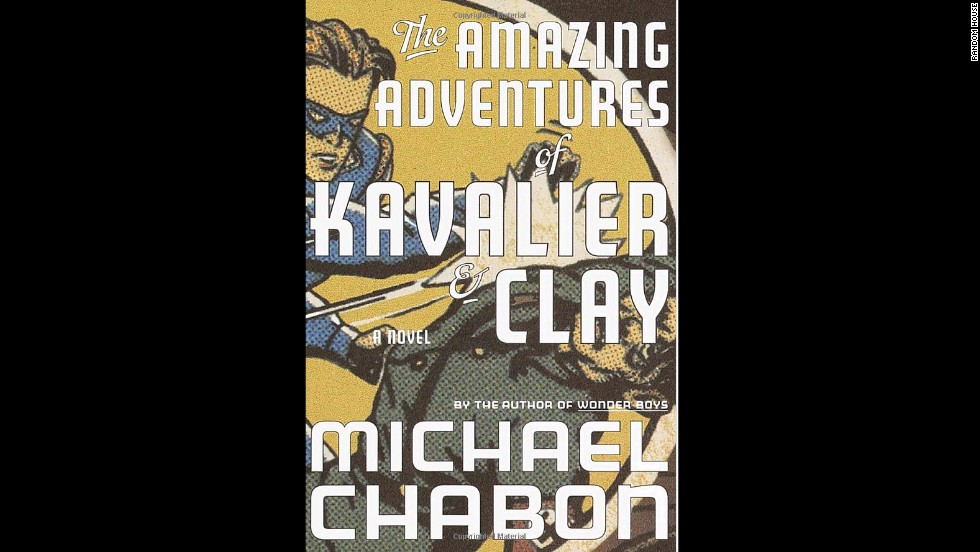 "With its rich plot about comic-book artists, Michael Chabon's Pulitzer Prize winner, ""The Amazing Adventures of Kavalier & Clay,"" would seem to be a natural for adaptation. It's reportedly in development as a TV series, according to the Internet Movie Database."