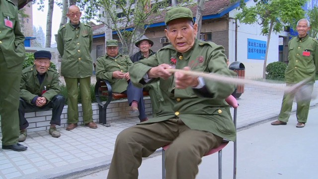 Chinese vets remember Korean War