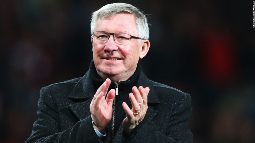 Alex Ferguson has announced he is retiring at the end of this season, having won his 13th English Premier League title in more than 26 years as manager of Manchester United.