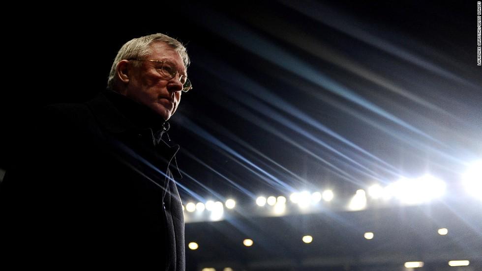 Former Manchester United manager Sir Alex Ferguson underwent surgery