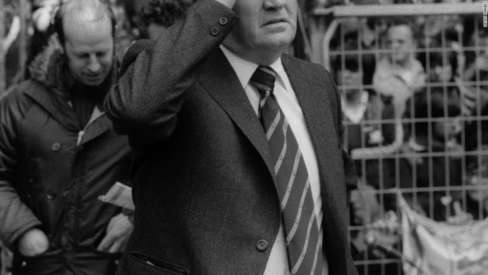 Ferguson was assistant to Scotland coach Jock Stein during the qualifying campaign for the 1986 World Cup. Scotland secured a 1-1 draw against Wales in their final game to reach the tournament, but Stein collapsed and died following the final whistle in Cardiff.