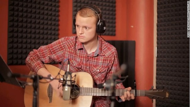 "The YouTube video of Zach Sobiech's first song, ""Clouds,"" went viral."