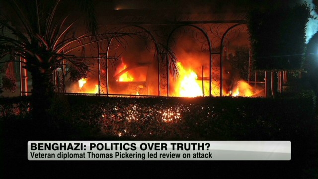 Benghazi: Politics over truth?