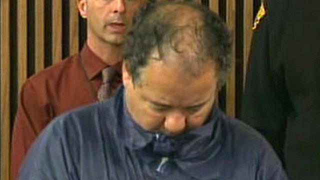 See Ariel Castro arraigned in court
