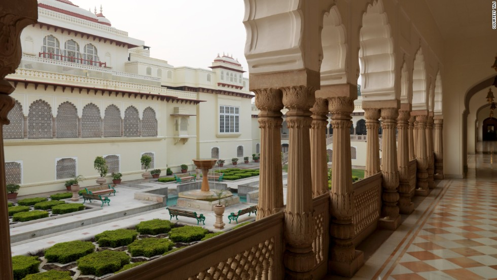 Visitors can purchase a night in one of Umaid Bhavan's basic suites for $450 a night or splash out $1,500 for a room with a spa. Those fortunate enough may even cross paths with the Maharaja himself during their stay.
