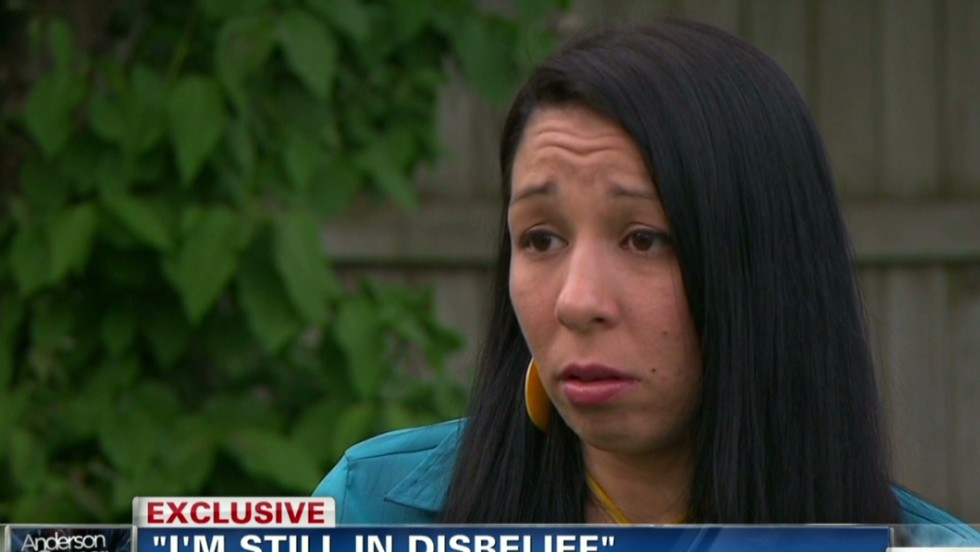 'He is dead to me,' daughter of Ohio suspect says in CNN exclusive