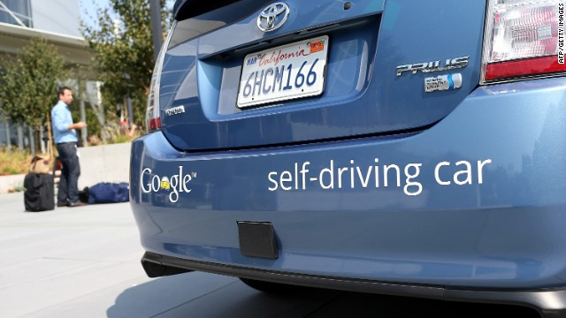 How the self-driving car changes everything