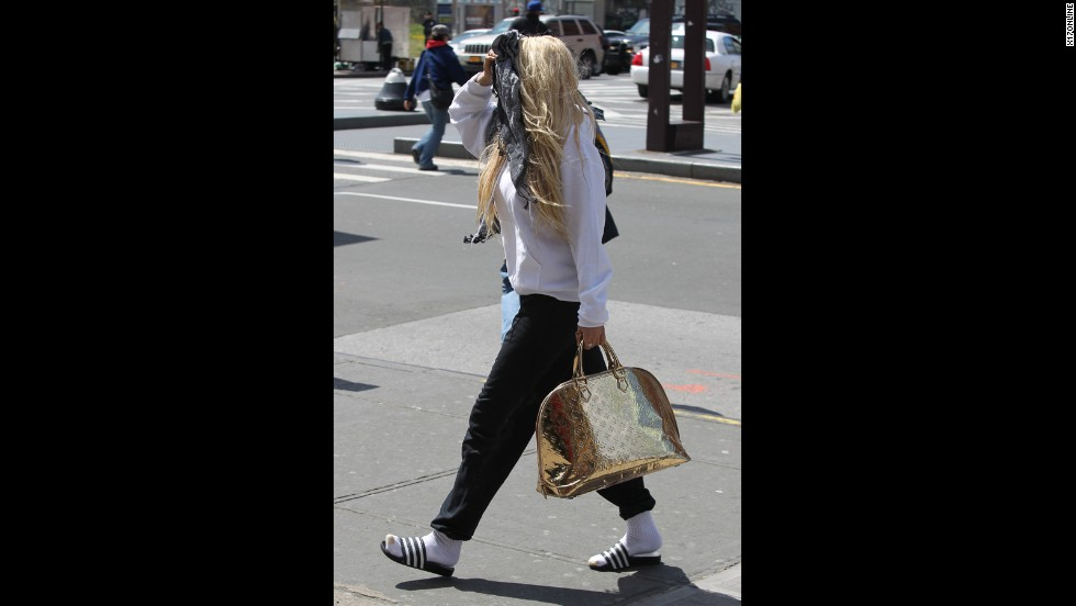 "Between her tweets and her attention-grabbing appearances in NYC, it is easy to forget that Bynes also has legal issues. She was sentenced to three years of probation for her suspended license case in early May. On May 23, <a href=""http://www.cnn.com/2013/05/24/showbiz/amanda-bynes-arrest/index.html"">she was arrested in New York </a>after allegedly tossing drug paraphernalia out of the window of her apartment."