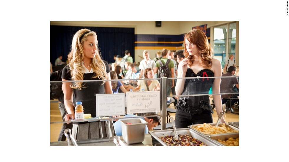 "Sure enough, Bynes was still acting: Her comedy with Emma Stone, ""Easy A,"" arrived in September 2010. It is, however, Bynes' last credited film."