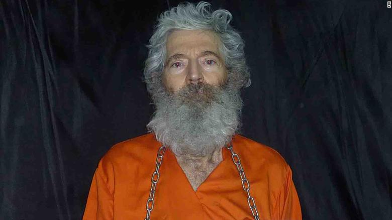 The mysterious disappearance of Bob Levinson