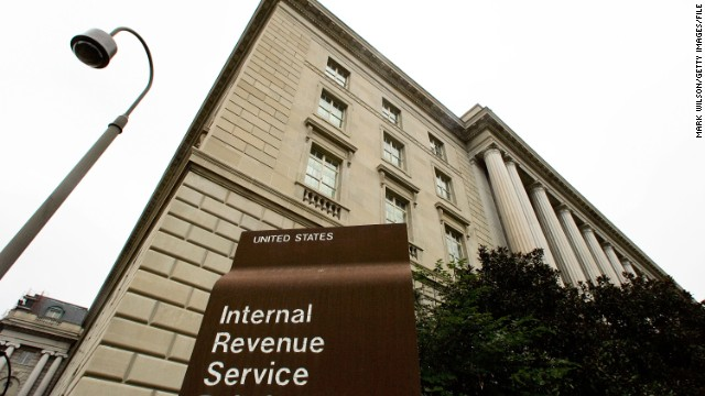 FBI to investigate IRS conduct