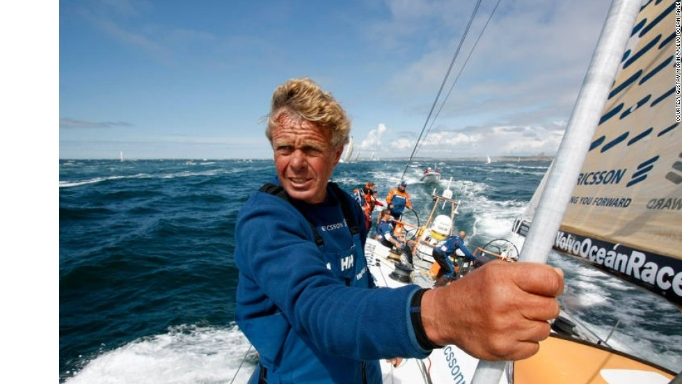 It will be an emotional campaign by the Swedish Team, whose coach Magnus Olsson (pictured) passed away following a stroke last month. The 64-year-old Swedish sailor competed in six Volvo Ocean Races.