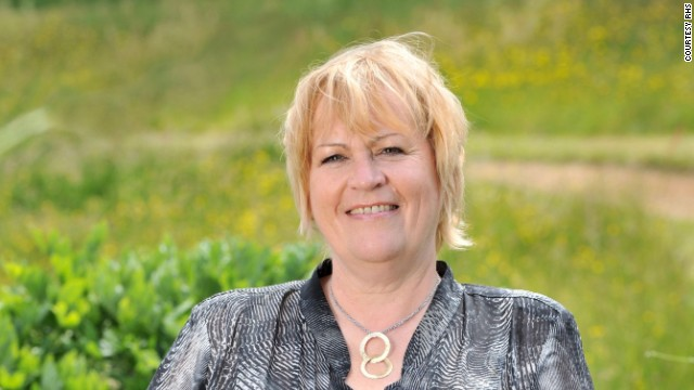 Sue Biggs, director general of the Royal Horticultural Society