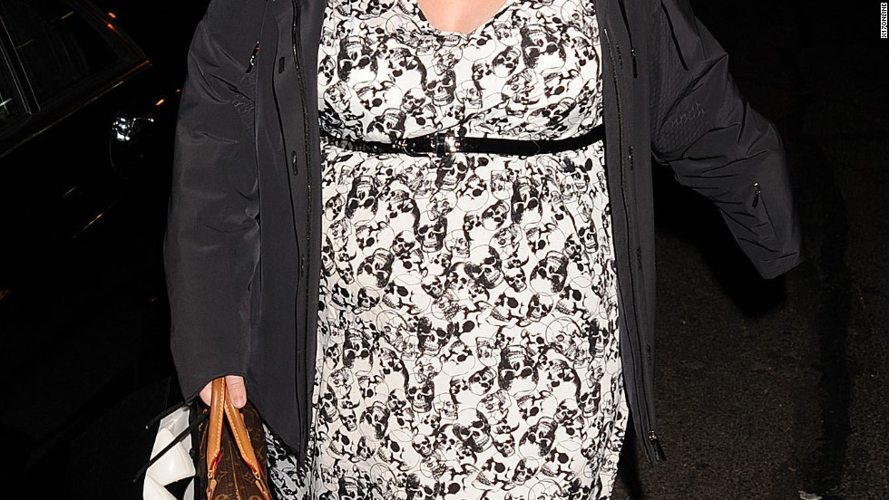 Rebel Wilson is all smiles as she heads out in New York City on May 14.
