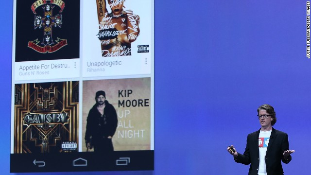 Watch a demo of Google's streaming service