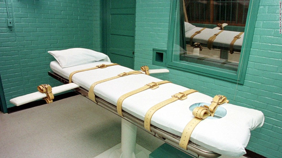 Lethal injection explained