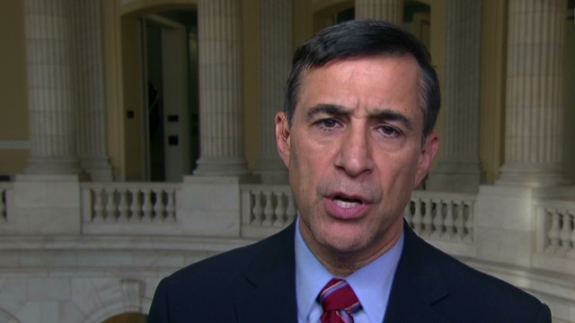 Rep. Issa on IRS: Obama set right tone