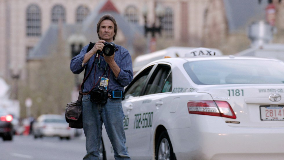 Tlumacki has been with the Boston Globe for 30 years, and he has covered the Boston Marathon for the past two decades.