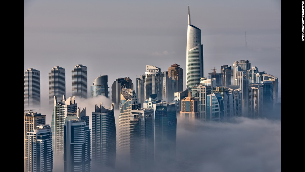 Stunning Photos Of Dubai S Skyline