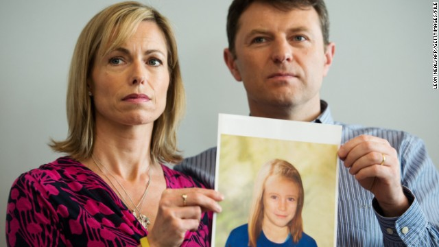 Suspects ID'd in Madeleine McCann case