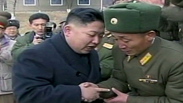 Report: North Korea launches missiles