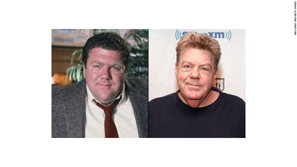 "George Wendt was another Cheers regular as Norm Peterson and since has appeared mostly on TV. He was in the self-titled comedy ""The George Wendt Show"" for its brief run in 1995 and more recently has guest starred on ""Hot in Cleveland"" and ""Portlandia."""