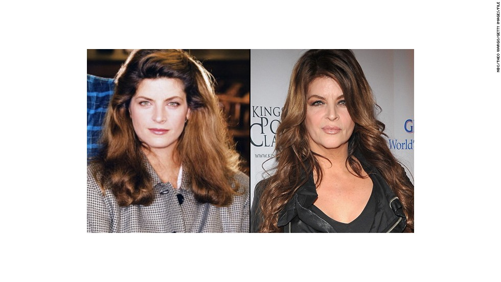 "Kirstie Alley came late to the bar as manager Rebecca Howe in season six. Alley went on to lead her own sitcom with ""Veronica's Closet"" in the late '90s and dabbled in reality TV. The former Jenny Craig spokeswoman has appeared on ""Dancing with the Stars"" in 2011 and 2012. This fall, she'll reunite with ""Cheers"" co-star Rhea Perlman <a href=""http://insidetv.ew.com/2013/02/15/kirstie-alley-tv-land/"" target=""_blank"">on a new TV Land comedy. </a>"