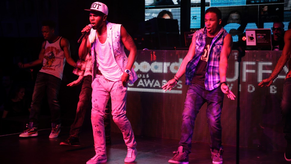 Jason Derulo performs.