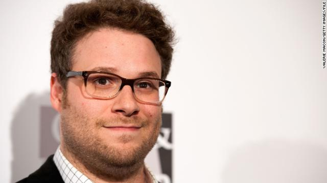 "Seth Rogen co-wrote and co-directed the 2013 summer comedy ""This Is the End,"" in which he also stars."