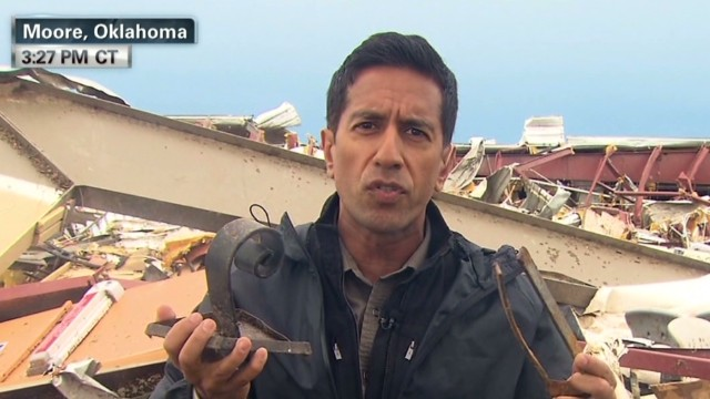 Lead Sanjay Gupta tornado injured_00020925.jpg