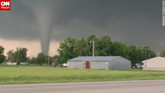 What to do if tornado hits