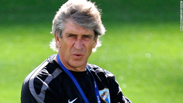 Manuel Pellegrini is a qualified engineer but he is now engineering his next move in a long footballing career.