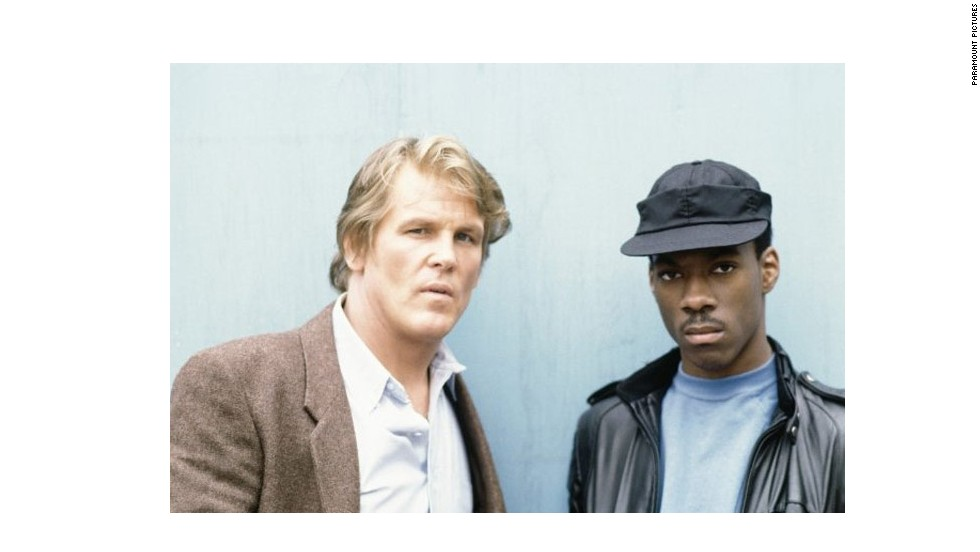 "<strong>""48 HRS."" (1982)</strong>: Eddie Murphy's first movie role has become one of his most iconic. The comedian/actor played a criminal who was teamed up with a police officer (Nick Nolte) to track down a killer in -- you guessed it -- 48 hours."