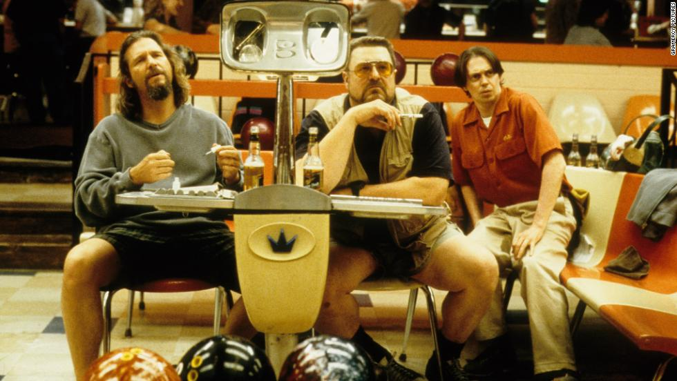 "<strong>""The Big Lebowski"" (1998)</strong>: When The Dude gets mixed up with The Big Lebowski, his friends and bowling buddies (as played by John Goodman and Steve Buscemi) have his back."