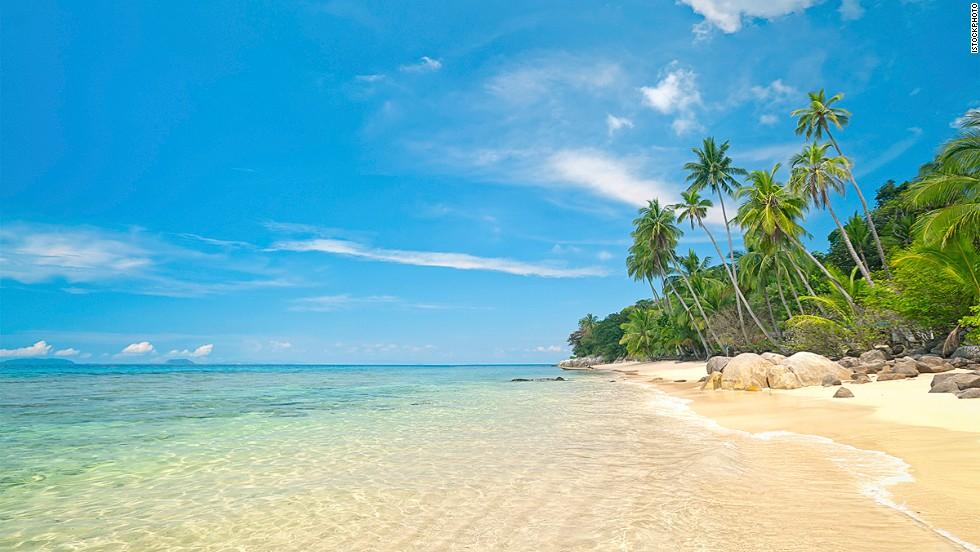 100 Top Beaches Around The World