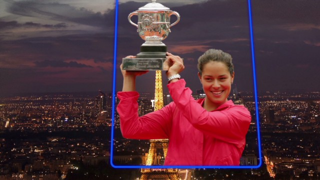 Ivanovic targets more French titles