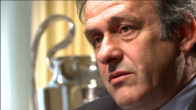 Platini: Bundesliga raises the bar