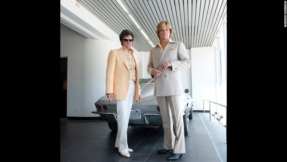 The secret five-year affair between Liberace and Thorson was the basis for a book by Thorson which inspired the film.
