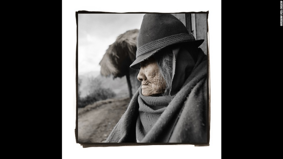 "<strong>Transito, 91 (Cayambe, Ecuador)</strong><br />For centuries after the Spanish conquest, many indigenous people in Ecuador were forced to serve as indentured servants in the hacienda system. One of them, Transito, was jailed in 1926 after speaking out against a hacienda owner who she said molested her. But by taking a stand and raising awareness about the plight of indigenous Ecuadorians, Transito became a legend in the country. She is often referred to as the ""Rosa Parks of Ecuador,"" Borges said."