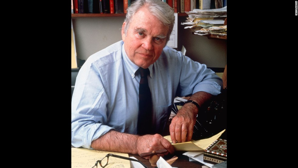"Legendary CBS News commentator Andy Rooney, who died in 2011 at age 92, was outspoken about religion. ""I am an atheist,"" <a href=""http://www.tuftsdaily.com/2.5511/rooney-offers-his-opinion-1.598950#.UaBUvoIaN84"" target=""_blank"">Rooney said at Tufts University in 2004</a>. ""I don't understand religion at all. I'm sure I'll offend a lot of people by saying this, but I think it's all nonsense."""