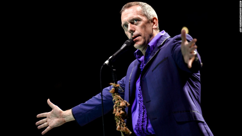 "British actor Hugh Laurie, known for his lead role on the medical drama ""House,"" confirmed his atheism <a href=""http://www.dailytelegraph.com.au/entertainment/man-about-the-house/story-e6frewt9-1111114738268"" target=""_blank"">in a 2007 interview</a> with The Sunday Telegraph. ""I don't believe in God,"" he said, ""but I have this idea that if there were a God, or destiny of some kind looking down on us, that if he saw you taking anything for granted, he'd take it away."""