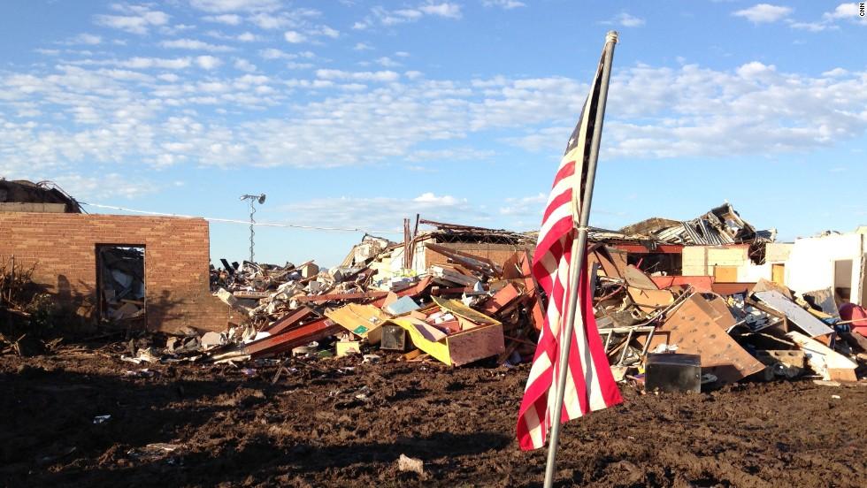 From 'happy' to horror: Oklahoma principals recall day tornado hit