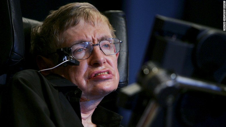 Hawking ashes to be interred at Westminster Abbey