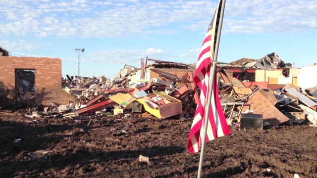 Remembering the victims of the tornadoes