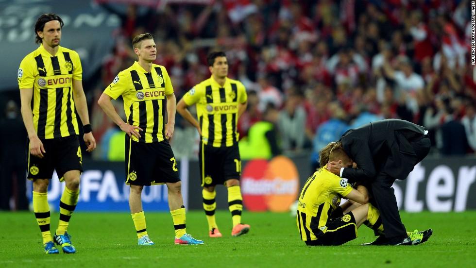 bayern bvb champions league finale