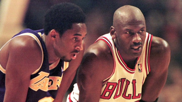 Phil Jackson talks Kobe-Jordan meeting